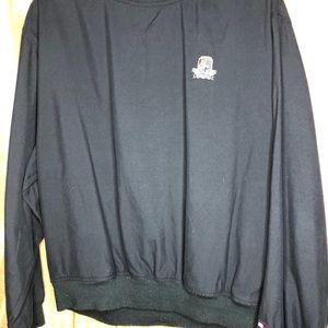 Tommy Hilfiger black Xl jacket Salem glen